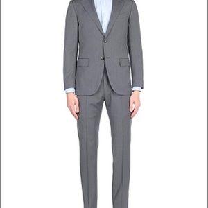*NWT* Caruso Men's Super 120's Norma Suit